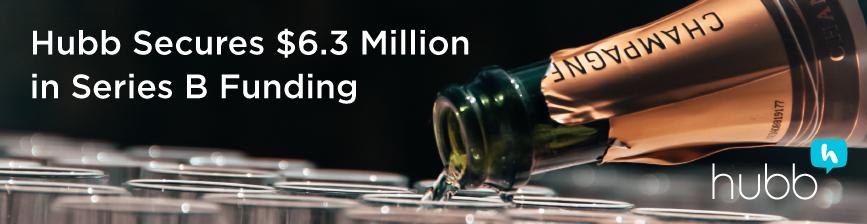 Hubb secures $6.3 million in series B funding