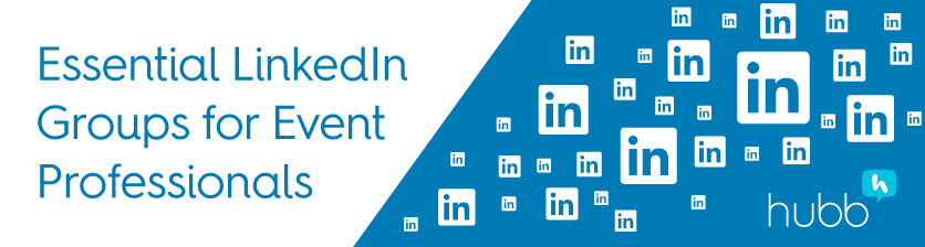 Hubb - LinkedIn Groups for Event Professionals