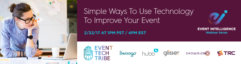 Simple Ways to Use Technology to Improve Your Event