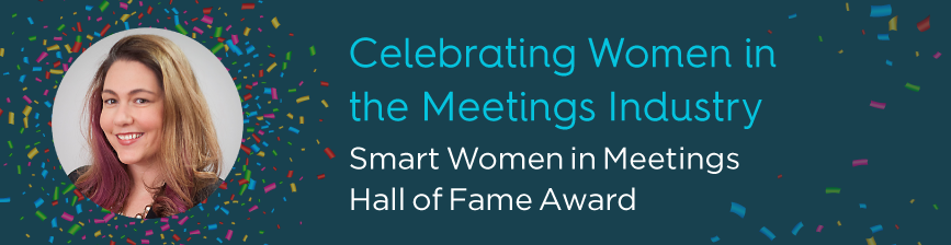 Celebrating Women in Meetings Industry Allie Magyar, Hubb Founder