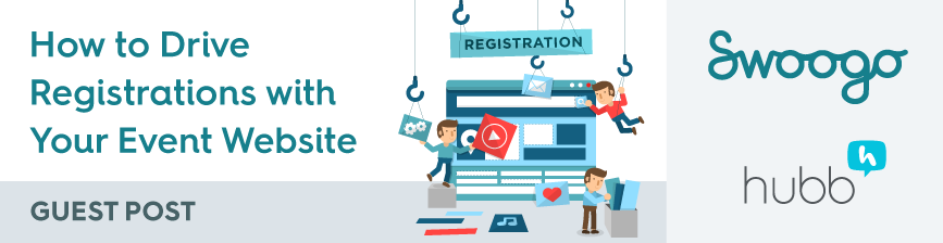 Drive Registrations with Your Event Website by Swoogo