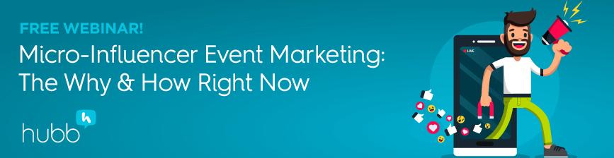 Micro-Influencer-Event Marketing -Webinar