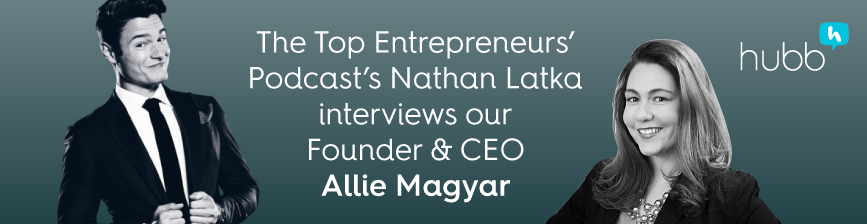 Top Entrepreneurs Podcast Nathan Latka Interview with Allie Magyar