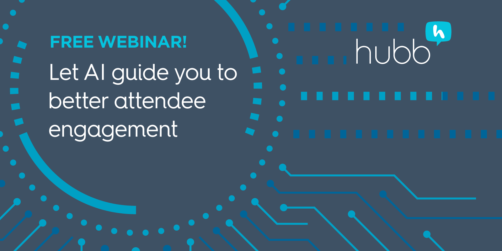 [Webinar] Let artificial intelligence guide you to better attendee engagement