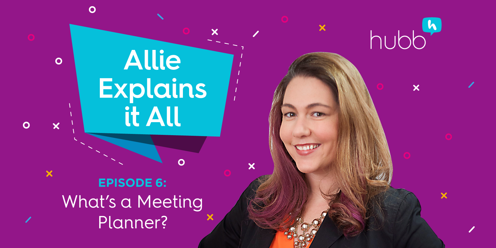 Allie Explains It All, Episode 6: What is a meeting planner?