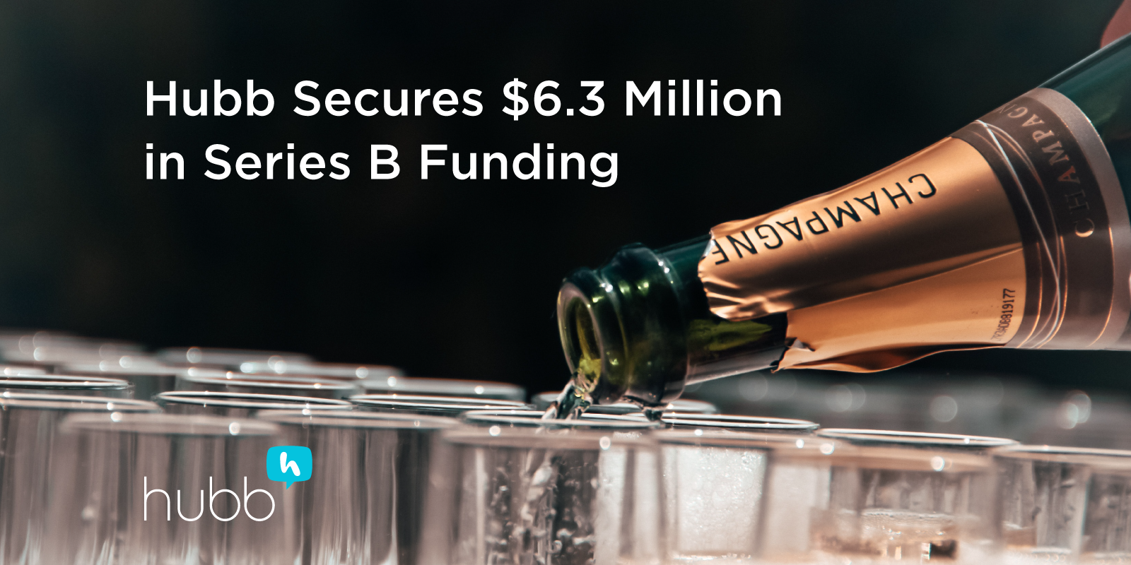Announcing Hubb's Series B funding round