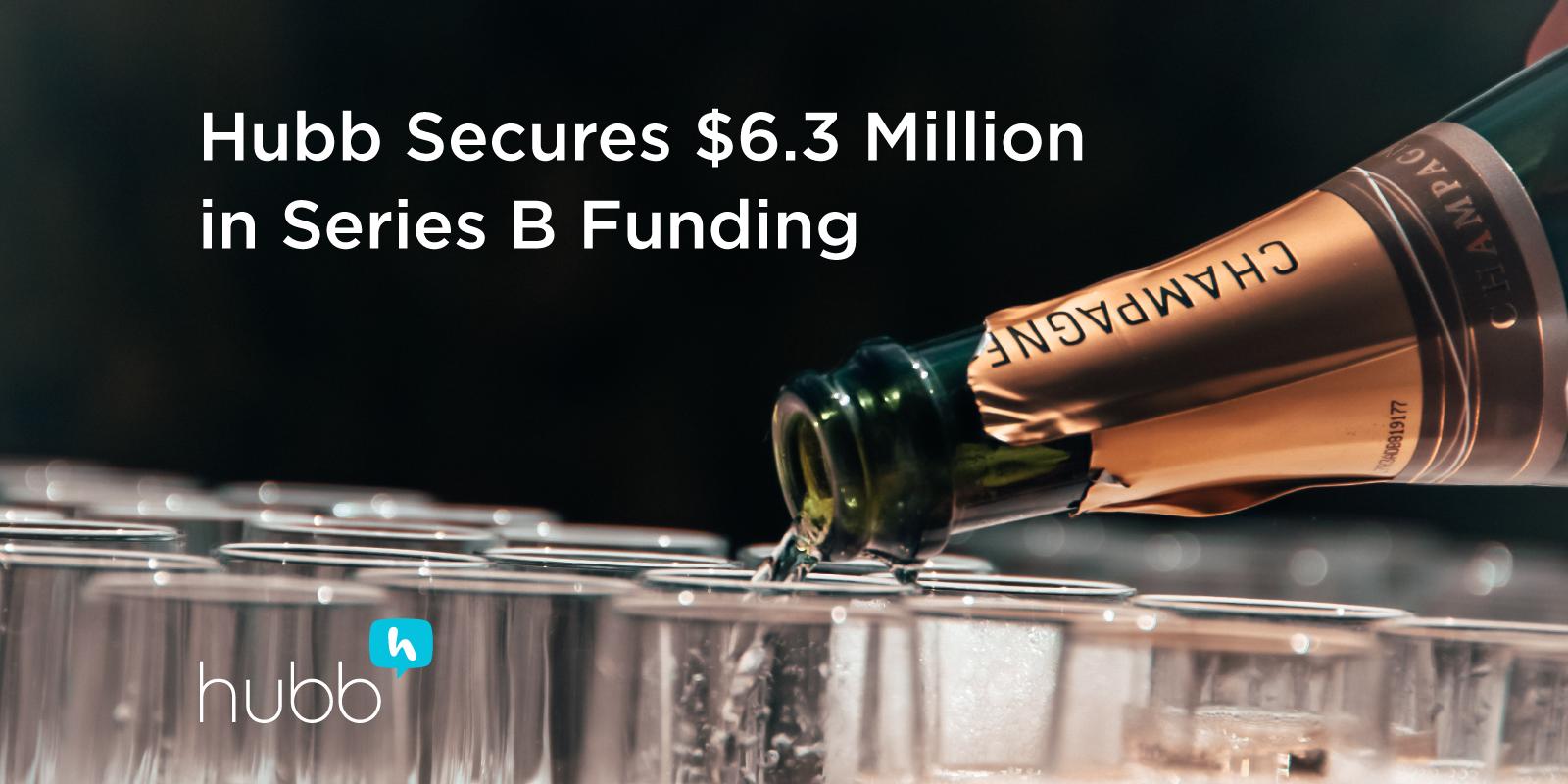 Announcing Hubb's Series B funding round