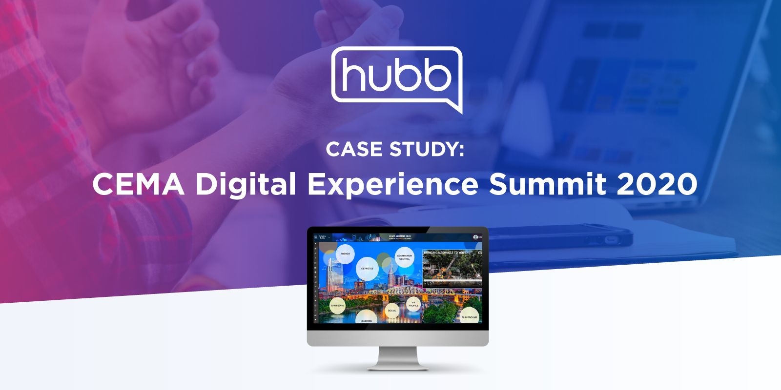 Case Study: CEMA Digital Experience Summit 2020