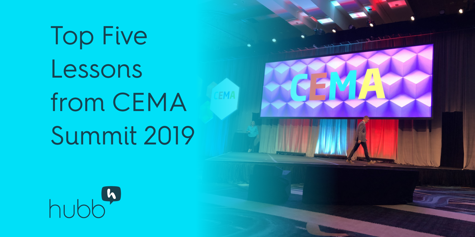 Top Five Lessons from CEMA Summit 2019