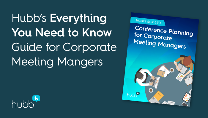 Get Specialized Advice for Corporate Meeting Managers In Our New Guide