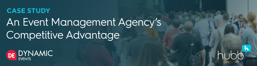 CASE STUDY: An Event Management Agency's Competitive Advantage