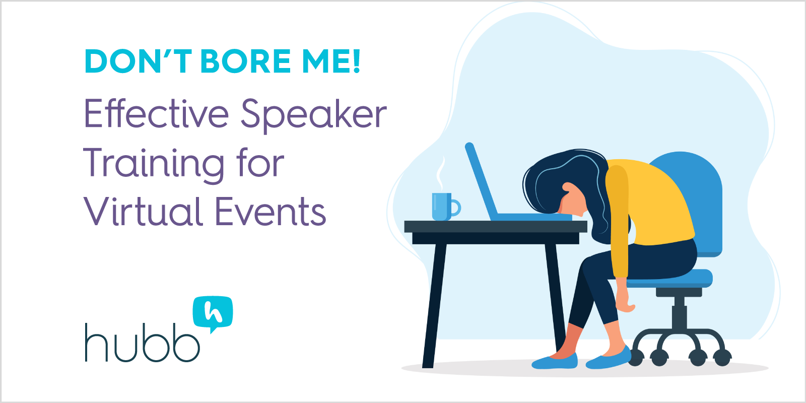 Effective Speaker Training for Virtual Events