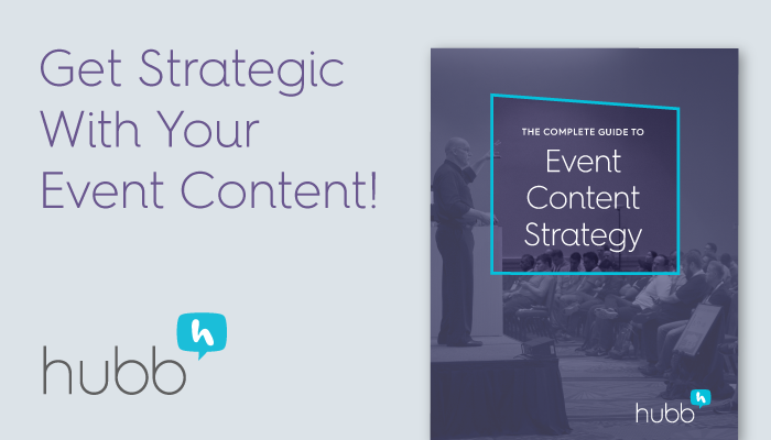 Event Content Strategy-Social