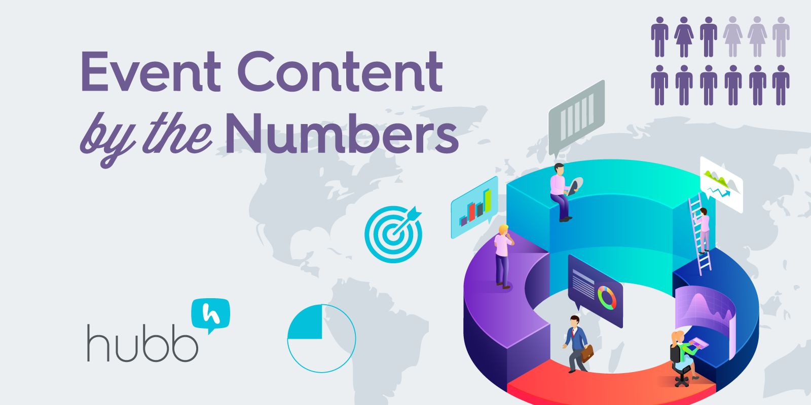 [Infographic] Event content by the numbers