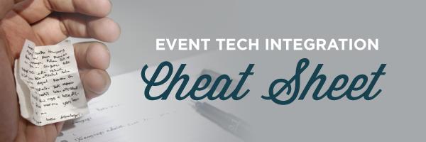EventTechIntegrationCheatSheet-Email