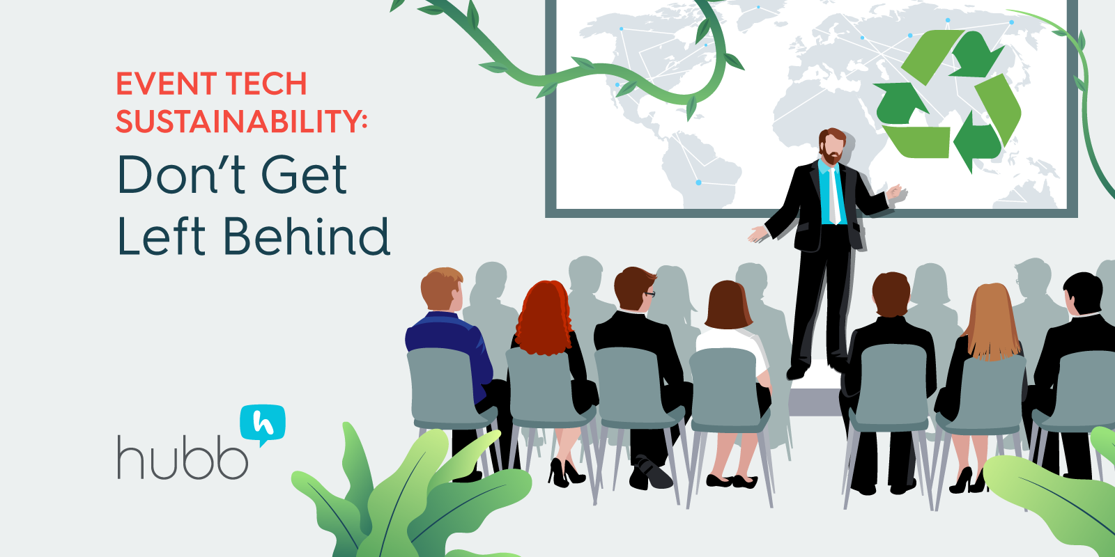 [Webinar] Event Tech Sustainability: Don't Get Left Behind