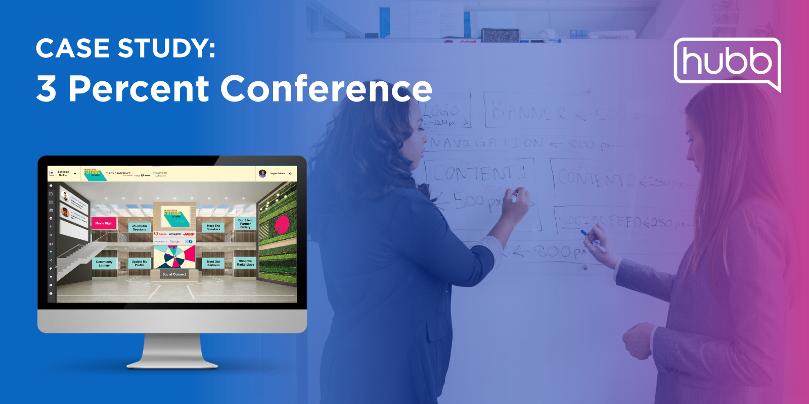 Case Study: 3% Conference