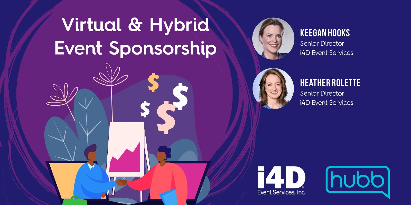 Virtual & Hybrid Event Sponsorship Webinar
