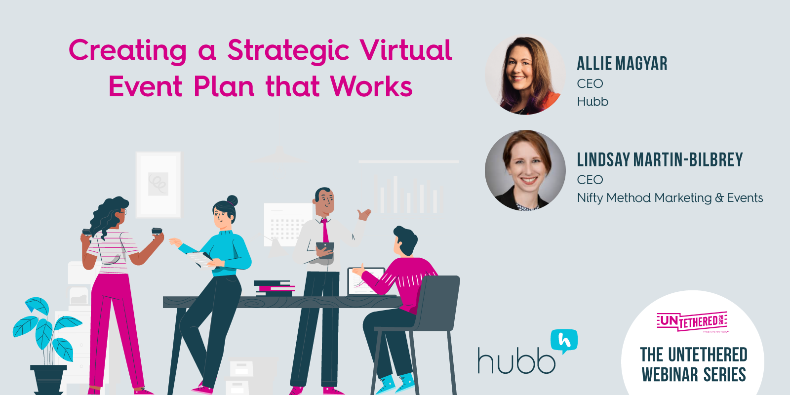 Creating a Strategic Virtual Event Plan that Works Webinar