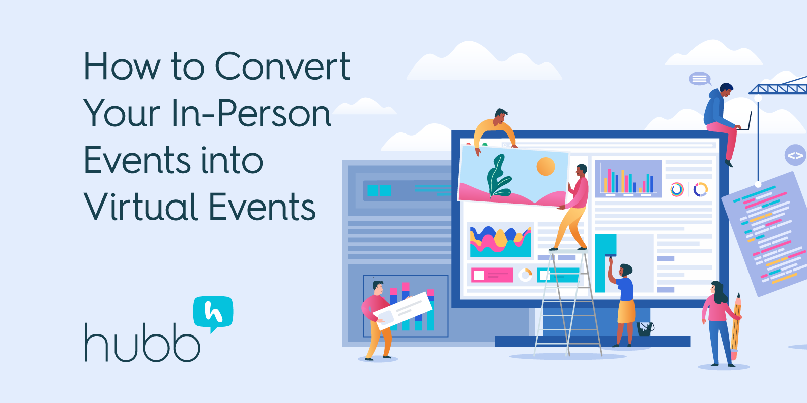 Convert Your In-Person Events into Virtual Events