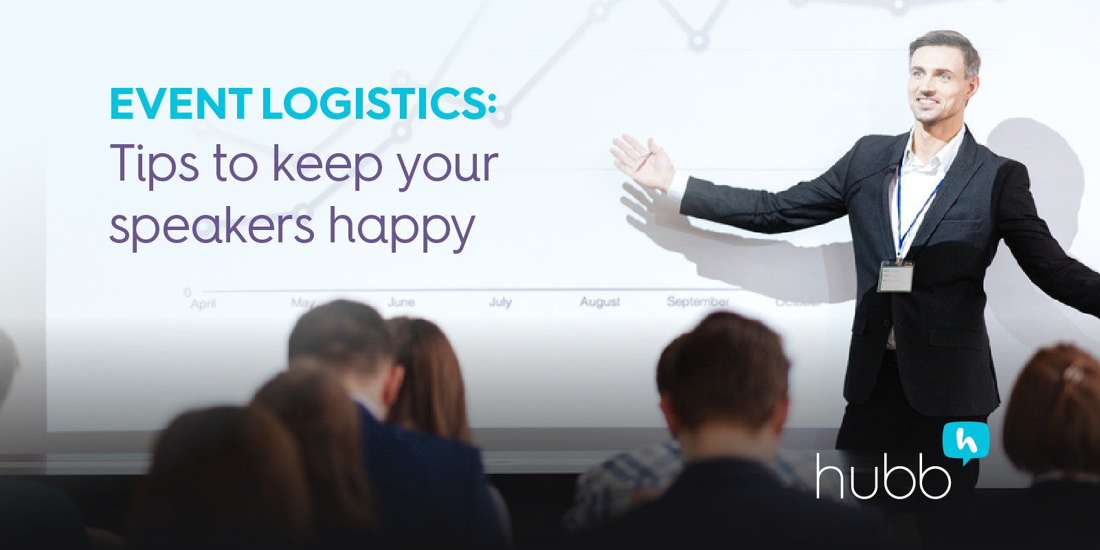 WEBINAR: Event logistics: Tips to keep your speakers happy