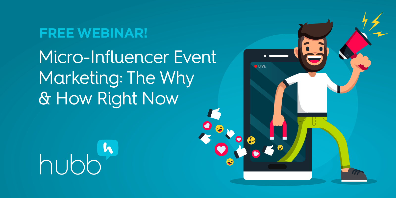 [Webinar] Micro-Influencer Event Marketing: The Why & How Right Now