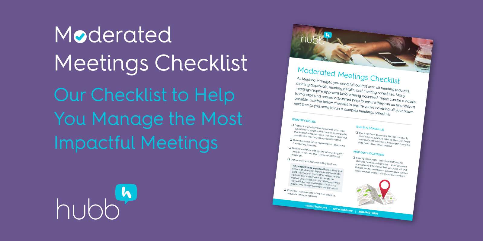 Our Checklist to Help You Manage the Most Beneficial Event Meetings