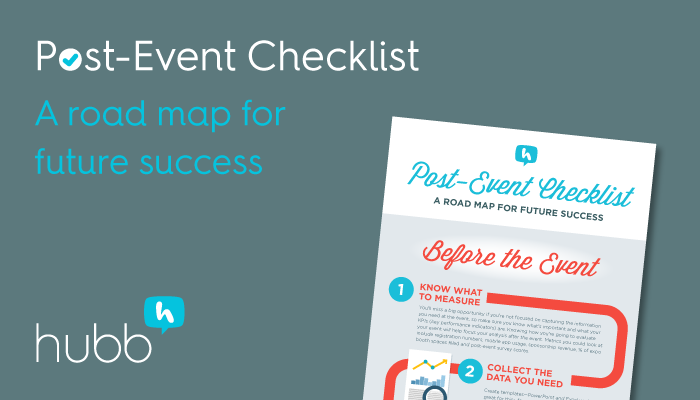 Post-Event Checklist: 9 Steps To Ensure Next Year's Success