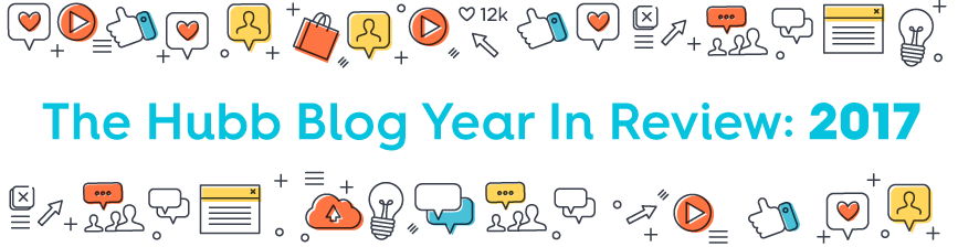 The Hubb Blog Year in Review: Our 49 Favorite Articles for Conference Planners
