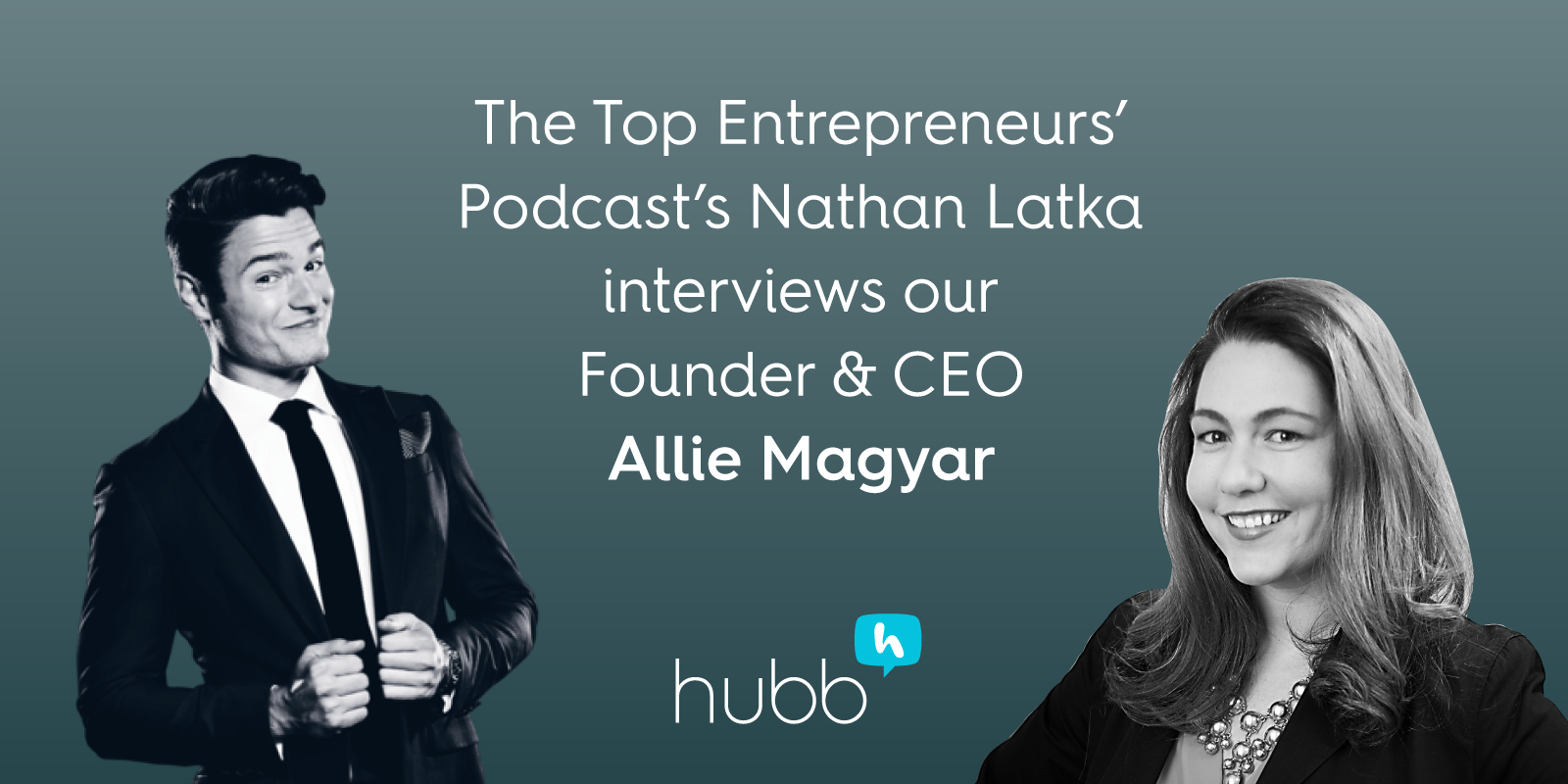 Hubb CEO on Top Entrepreneur Podcast