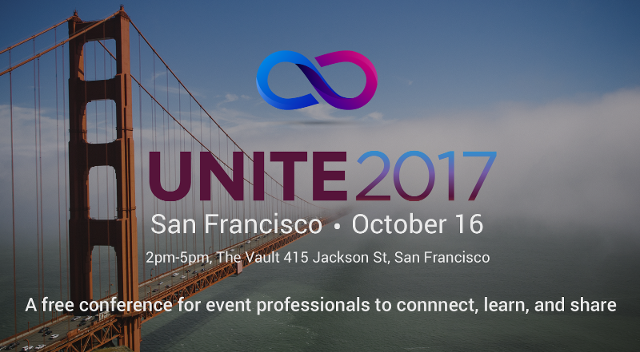 West Coast #EventProfs: Join Us For Unite San Francisco!