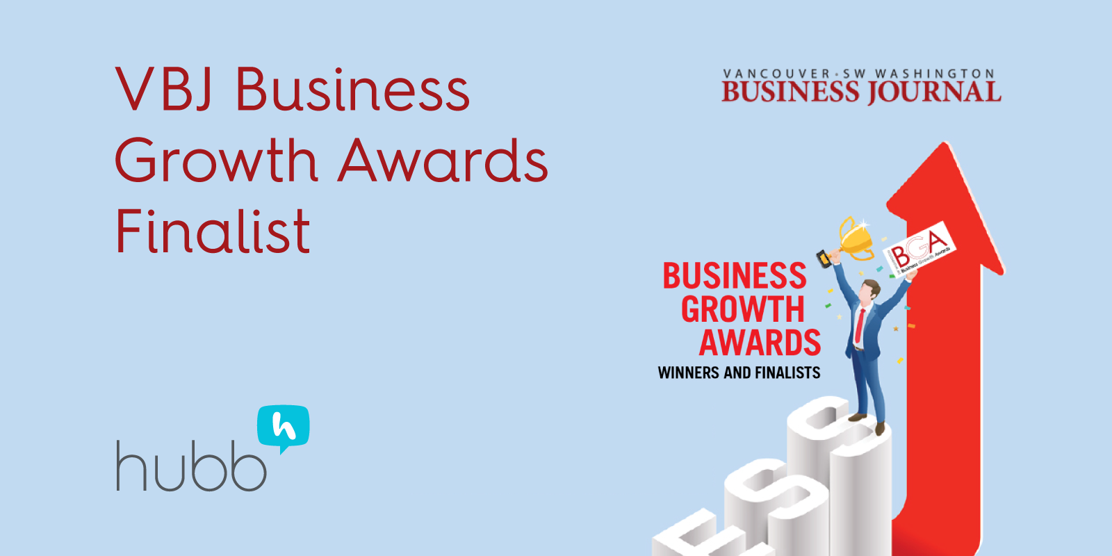 VBJ Business Growth Awards Finalist 2019