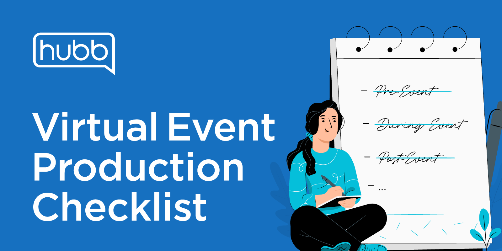 Download Our Virtual Event Production Checklist