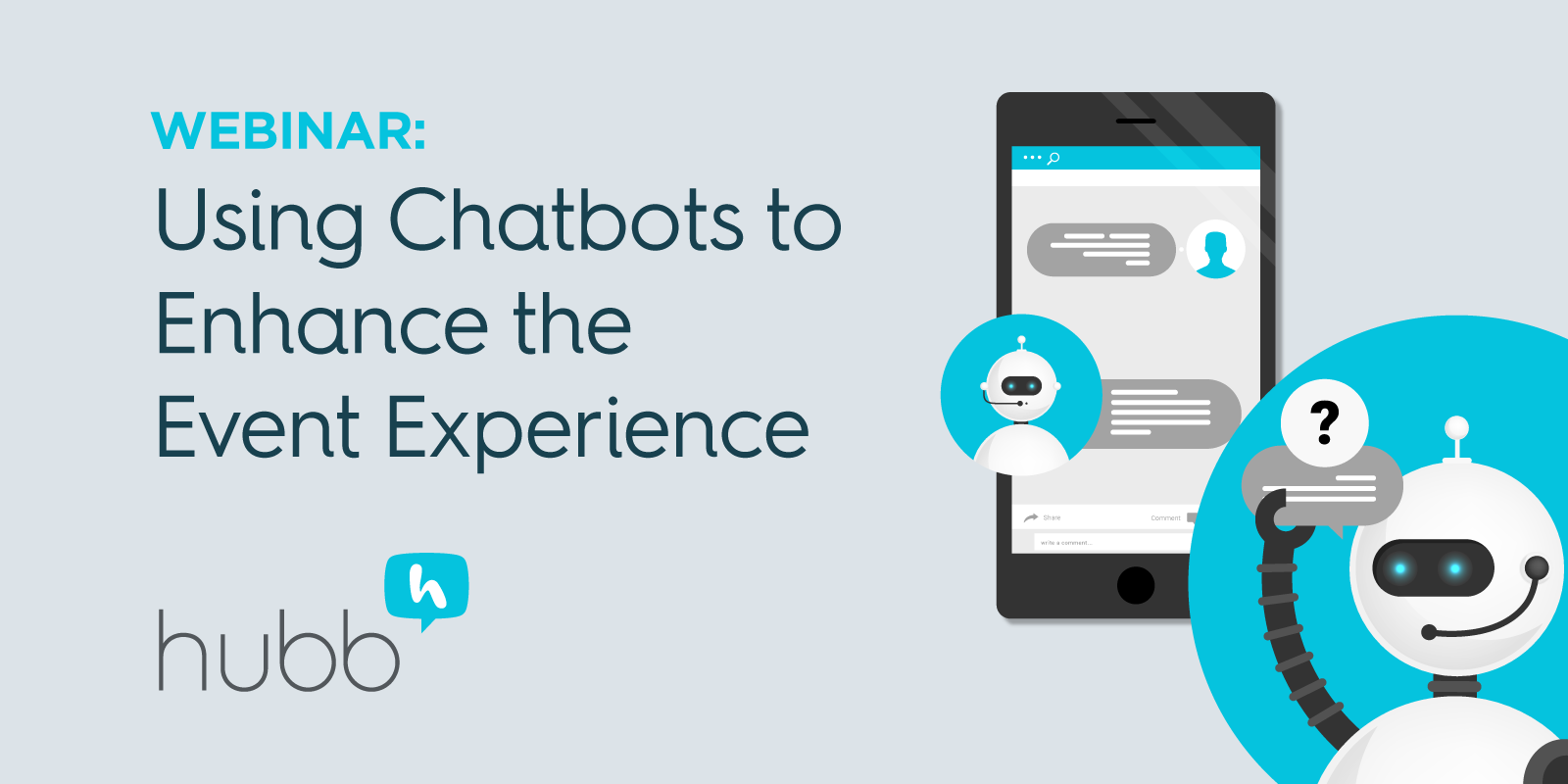 Webinar: Using chatbots to enhance the event experience
