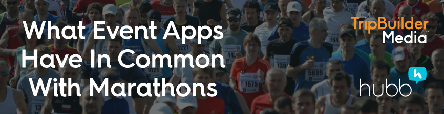 Guest Post: What Event Apps Have In Common With Marathons